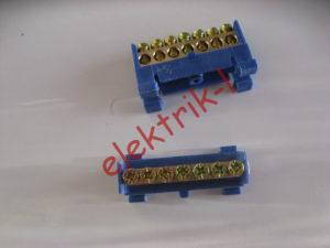 Нулевые шины на DIN-рейку